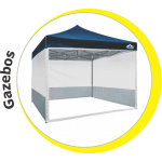 Gazebo Branded Full wall 2m x 6m